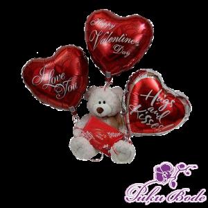 Lāčuks ar baloniem 25eur