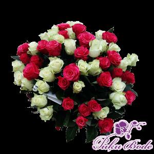smarzigais rožu mix 55eur