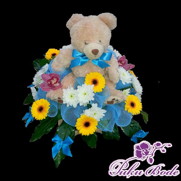 Tedys ar ziediem 30eur