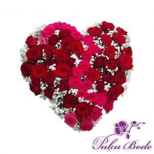 Ziedu kārbiņa Šarms cena 65.90eur piezīmēs rožu daudzums 57gb Ziedu kārbiņās ir iespēja arī pēc Jūsu vēlmēm ko mainīt ,piem.,ziedu krāsu ,daudzumu u.t.t.,iepriekš sazinies.