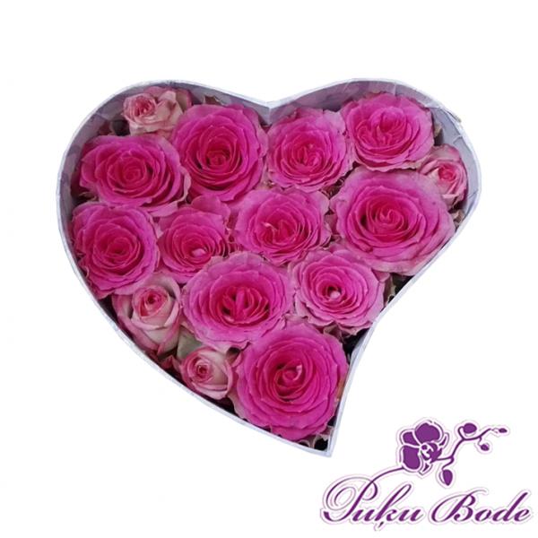 Ziedu kārbiņa Tu esi Mana MINI Cena 21.99eur piezīmēs rožu daudzums 15gb  Ziedu kārbiņās ir iespēja arī pēc Jūsu vēlmēm ko mainīt ,piem.,ziedu krāsu ,daudzumu u.t.t.,iepriekš sazinies.