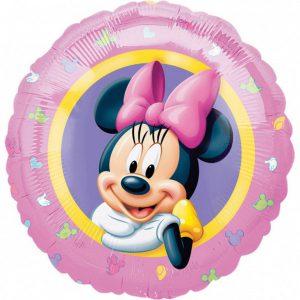 Folija balons Minnie Cena 5.90eur piezīmēs Ļoti augstas kvalitātes Follija balons izmērs 35cm